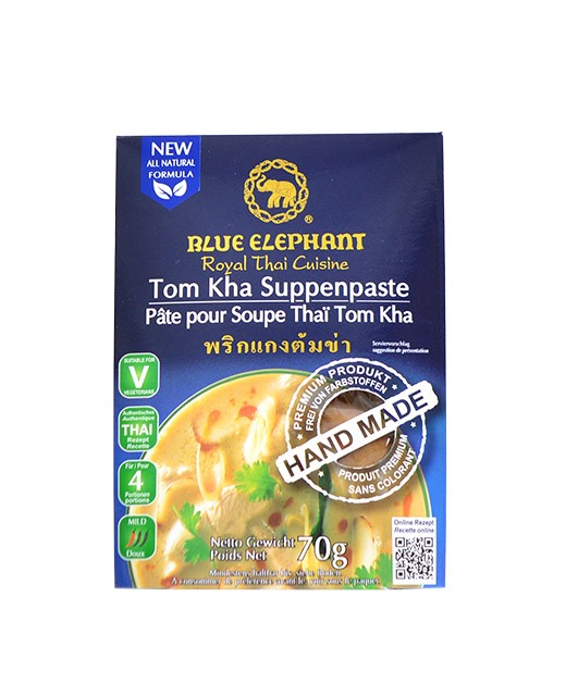 Paste for Thai Tom Kha Soup - Blue Elephant