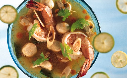 Paste for Thai Tom Yam Soup - Blue Elephant