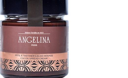 Intense cocoa spread - Angelina
