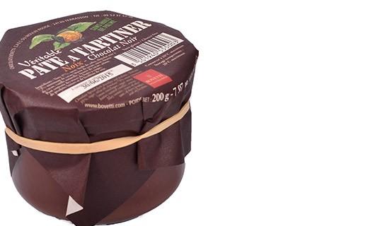 Dark chocolate and walnut spread - Bovetti