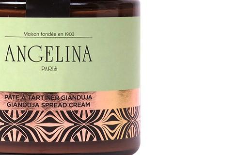 Gianduja spread - Angelina