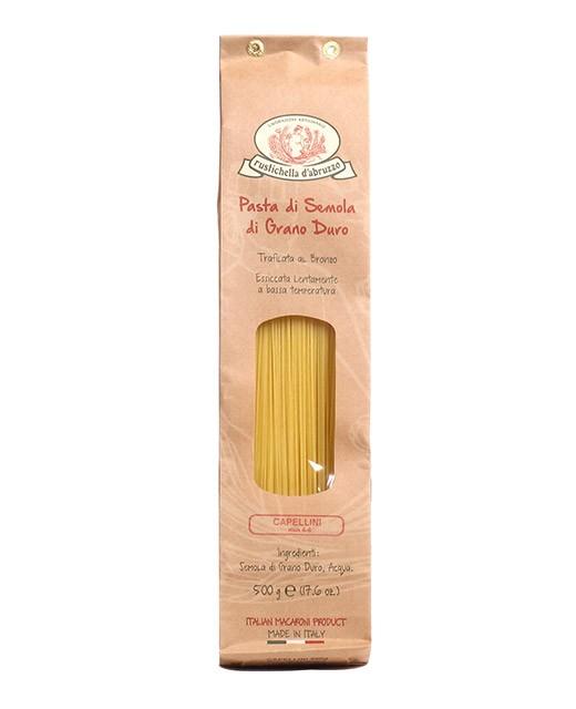 Capellini pasta - Rustichella d'Abruzzo