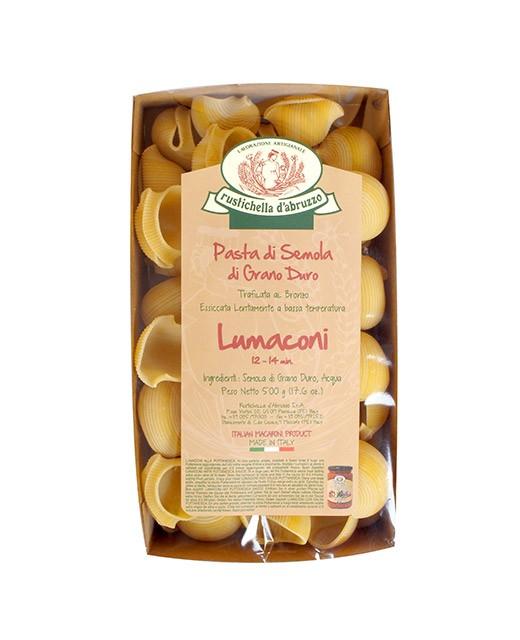 Lumaconi pasta - Rustichella d'Abruzzo