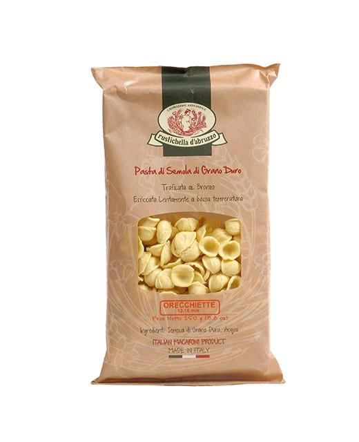 Orecchiette pasta - Rustichella d'Abruzzo