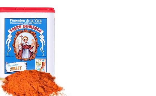 Pimenton de la vera sweet chili pepper - Santo Domingo