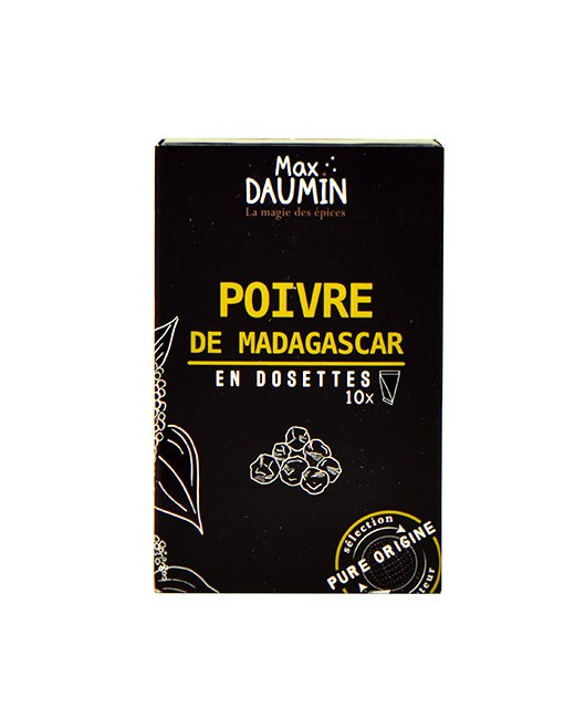 Madagascar pepper - fresh pods - Max Daumin