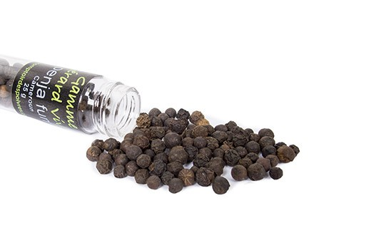 Penja smoked black pepper - Sarabar