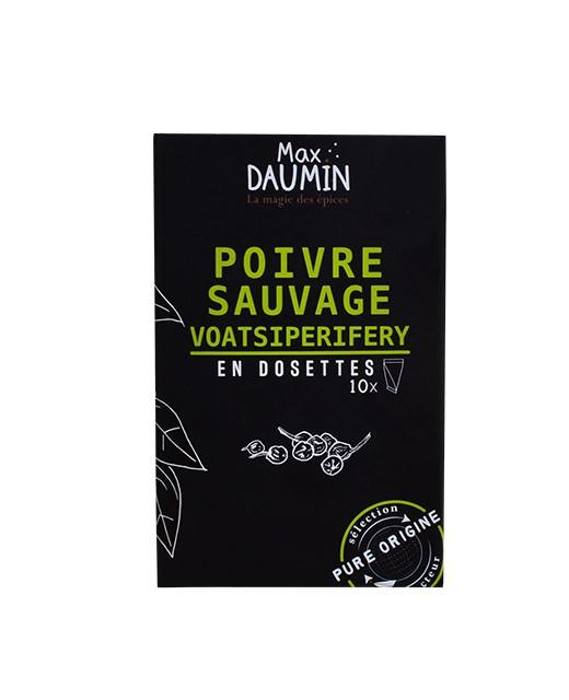 Voatsiperifery wild pepper - fresh pods - Max Daumin