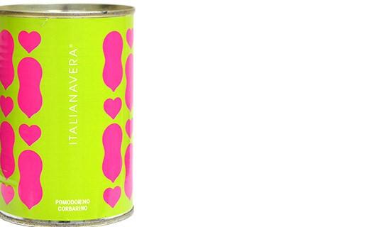 Peeled tomatoes - Corbarino variety - Italianavera