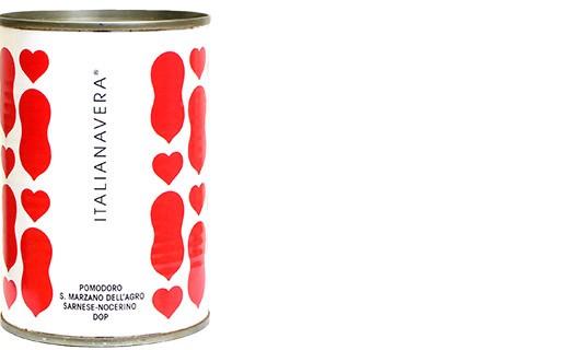 Peeled tomatoes - San Marzano AOP (PDO) variety - Italianavera