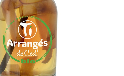 Flavoured Rum - Organic Apple and Pear - Les Rhums de Ced'
