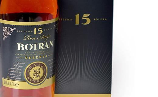 Rum Botran 15 - Botran