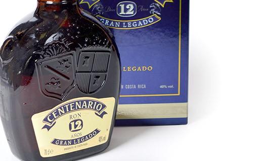 Centenario Rum 12 years old - Centenario