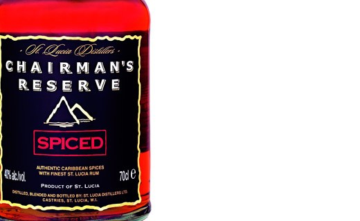 Rum Chairman's Reserve Spiced - Saint Lucia Distillers