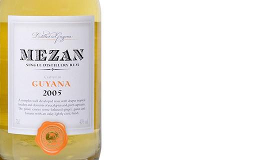 Guyana rum 2005 - Mezan