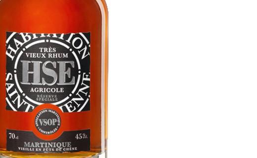 Rum HSE Special Reserve VSOP - Habitation Saint-Etienne