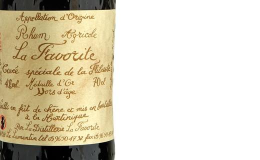 Rum La Favorite - Cuvée La Flibuste 1993 - La Favorite