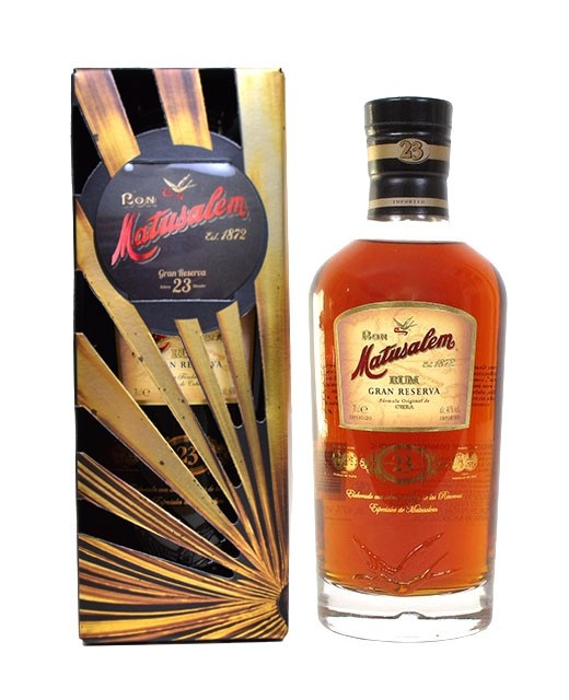 Rum Matusalem - Gran Reserva 23 years - Matusalem