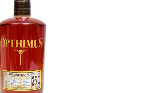 Opthimus Rum 25 years old - Opthimus