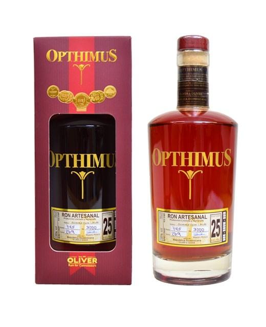 Opthimus Rum 25 years old - Opthimus