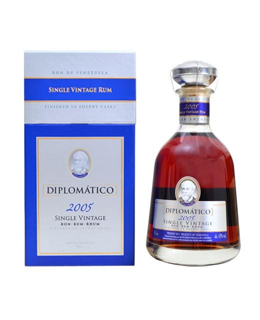 Diplomatico Rum - Single Vintage 2005 - Diplomatico