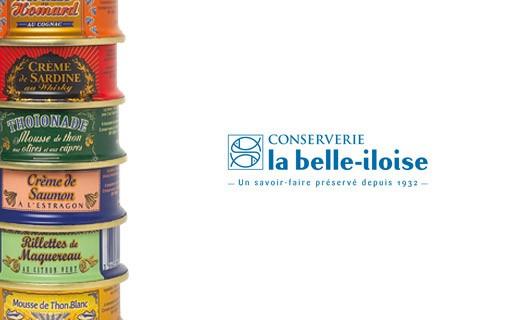 Mackerel and lime rillettes - La Belle-Iloise