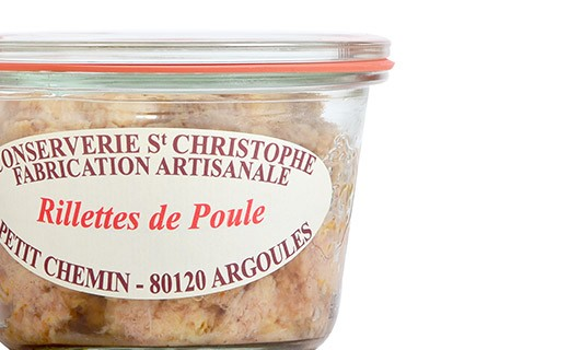 Potted Hen - Conserverie Saint-Christophe