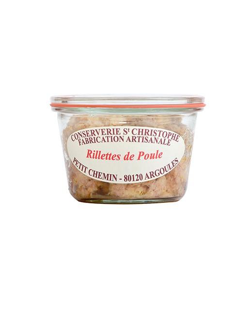 Potted Hen - Conserverie Saint-Christophe