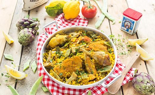 Bomba Paella Rice extra, 1kg - Antonio Tomas
