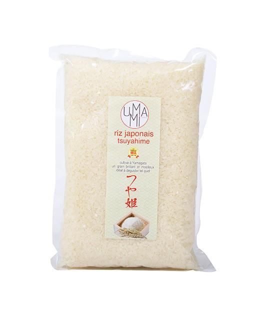 Japanese rice Tsuyahime - Umami