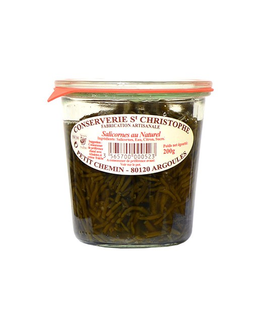 Natural samphire - Conserverie Saint-Christophe