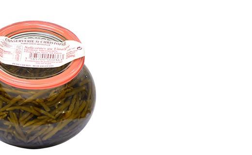 Vinegar samphire - Conserverie Saint-Christophe