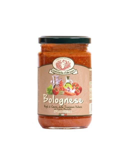 Bolognese sauce - Rustichella d'Abruzzo