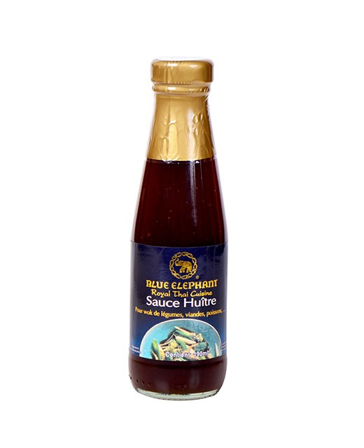 Oyster sauce - Blue Elephant