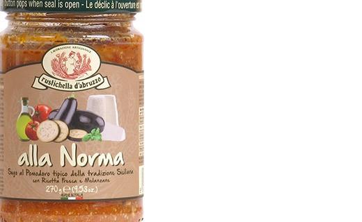 Norma sauce - Rustichella d'Abruzzo