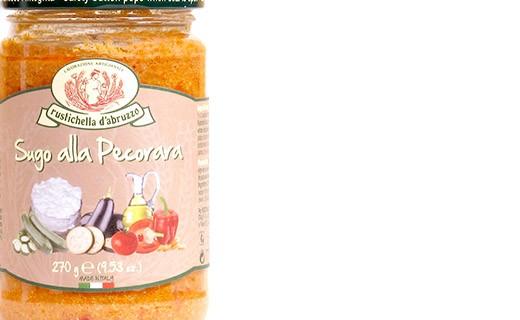 Pecorara sauce - Rustichella d'Abruzzo