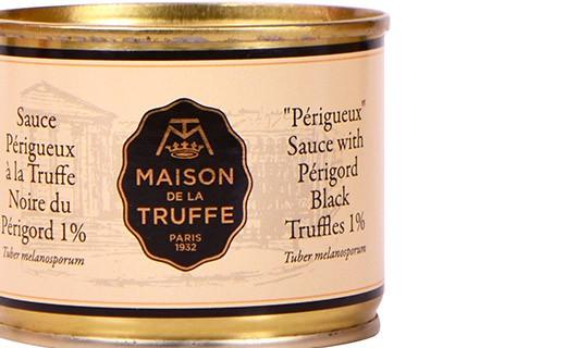 Périgueux sauce with truffles - Maison de la truffe