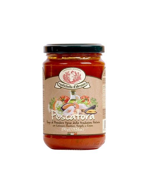 Pescatora sauce - Rustichella d'Abruzzo
