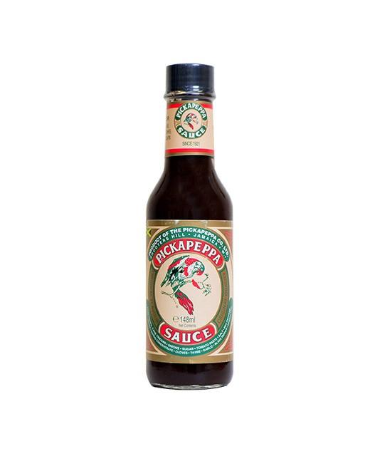 Original Pickapeppa sweet and salty hot sauce - Pickapeppa