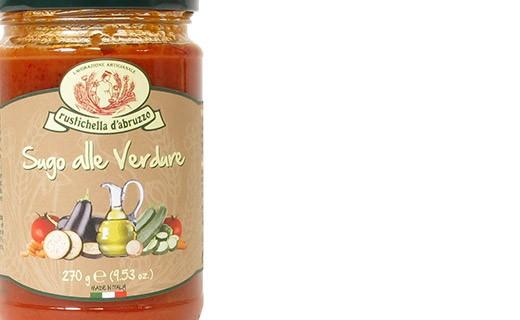 Tomato sauce with vegetables  - Rustichella d'Abruzzo