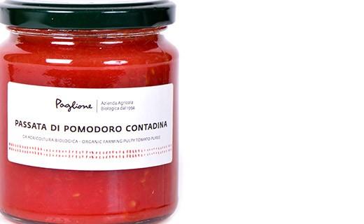 Passata Contadina - tomato sauce with pulp - Paglione