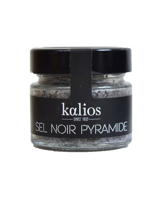 Palm Island Black Lava Salt - Kalios