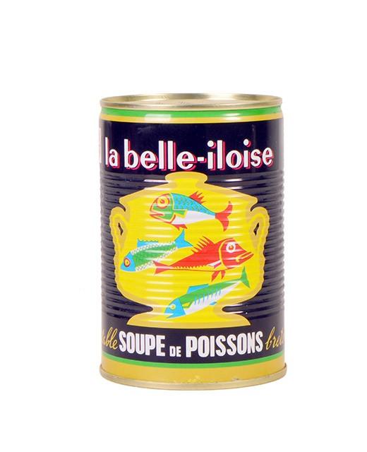 Authentic Breton fish soup - La Belle-Iloise