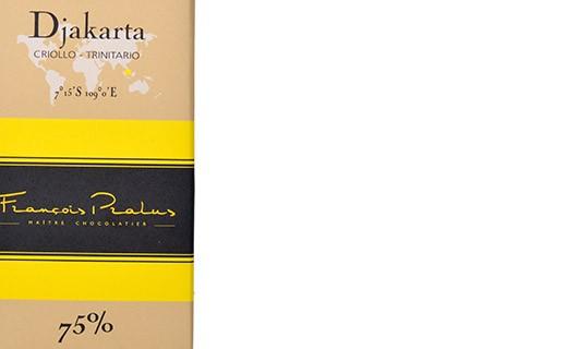 Dark chocolate bar Jakarta - Pralus