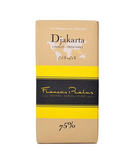 Dark chocolate bar Jakarta