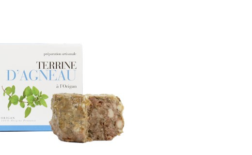 Lamb paté with oregano - Provence Tradition