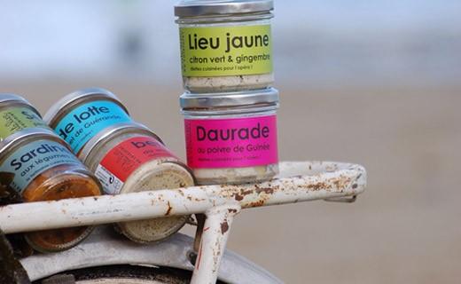 Sardine with vegetable confit - L'Atelier du Cuisinier