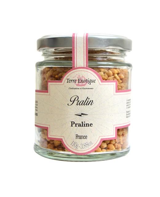 Praline - Caramelised hazelnuts - Terre Exotique