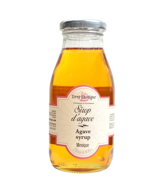 Organic agave syrup - Terre Exotique
