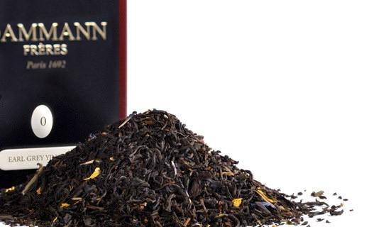 Tea Earl Grey Yin Zhen - Dammann Frères